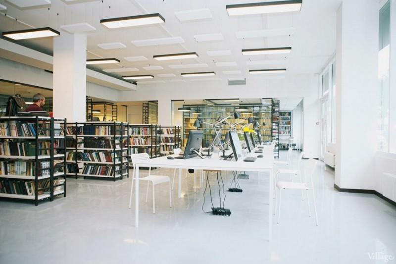 Современная киевская библиотека обзаведется терассой