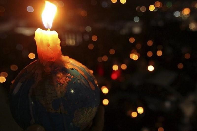 Час Земли: завтра в Киеве будут гасить свет
