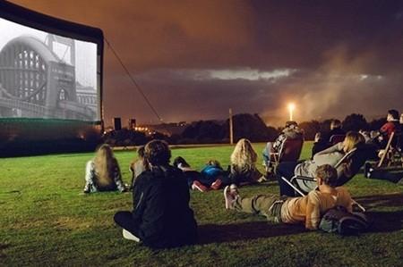В «Зеленом Театре» бесплатно покажут кино