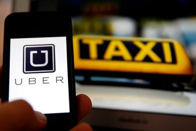 В Киеве запустили онлайн-сервис перевозок Uber