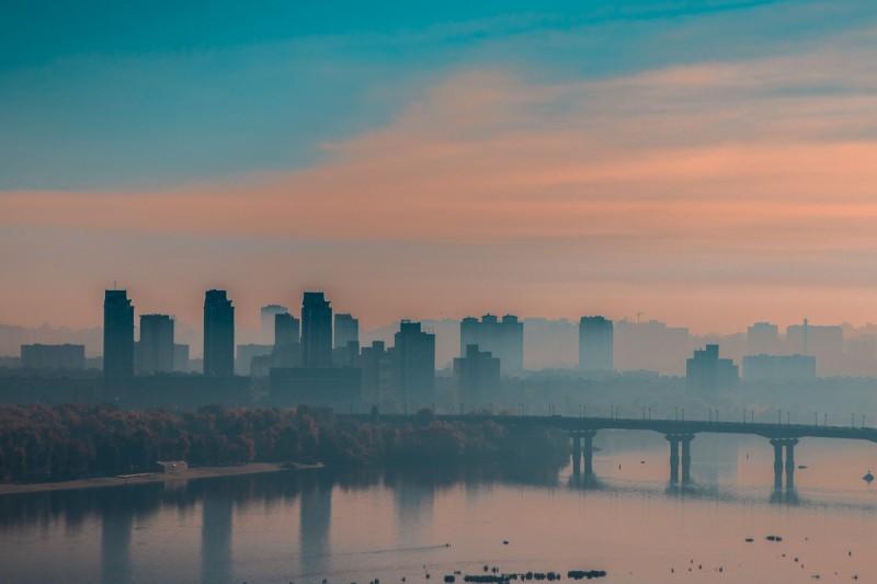 Киевлянин создал Telegram-бот, оценивающий чистоту воздуха в столице