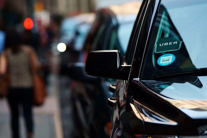 Через Uber в Киеве можно будет вызвать электромобиль