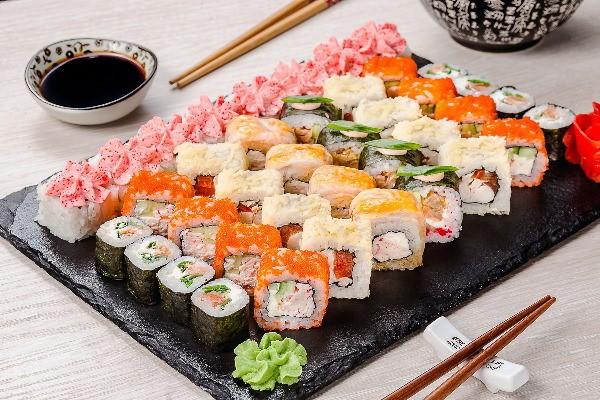 Японские традиции дегустации суши