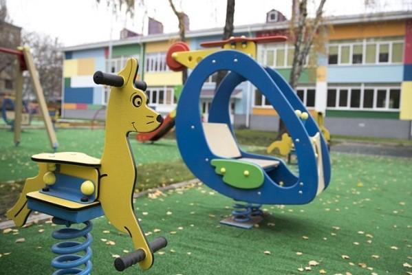 В Оболонском районе Киева открыли новый детский сад