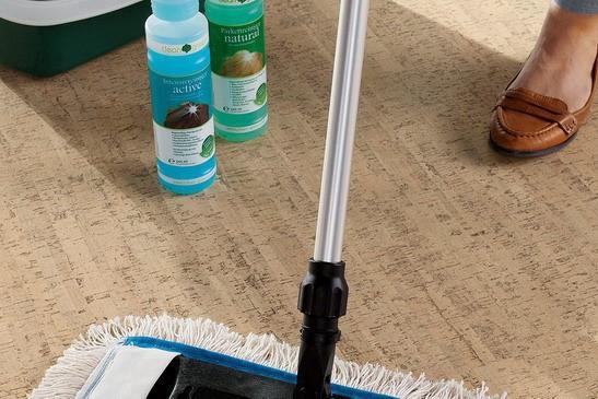 Как мыть пробковое покрытие: способы и рекомендации
