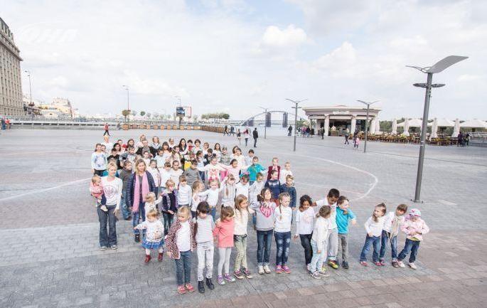 На Почтовой площади устроят флешмоб ко Дню мира