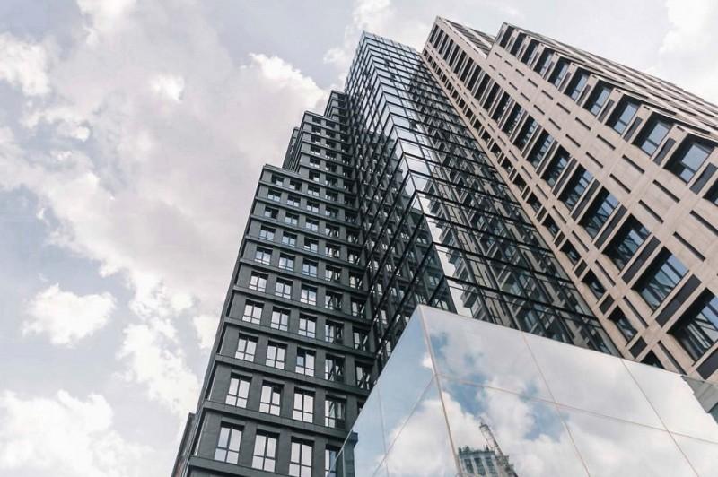 CHICAGO Central House: модный жилой комплекс с эргономичными квартирами