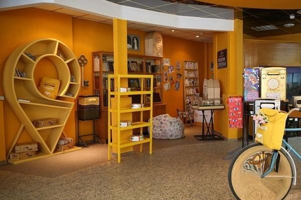 В Киеве открыли обновленный музей почты