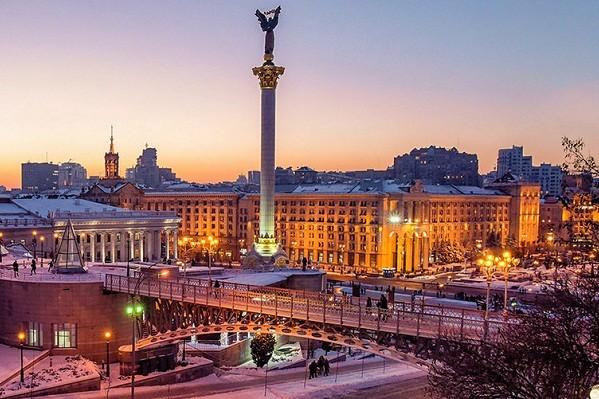 Киев вошел в список самых интересных мест для туристов в 2020 году