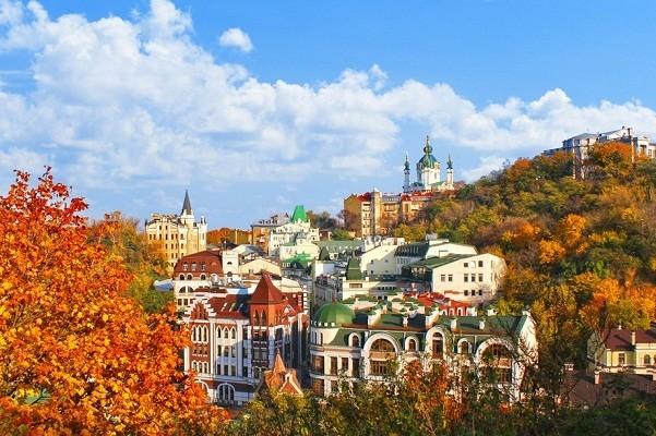 Ноябрь в Киеве побил пять температурных рекордов