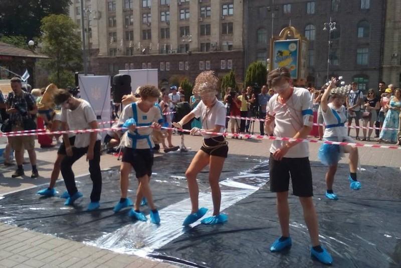 В Киеве устроят акцию, посвященную Дню борьбы с торговлей людьми