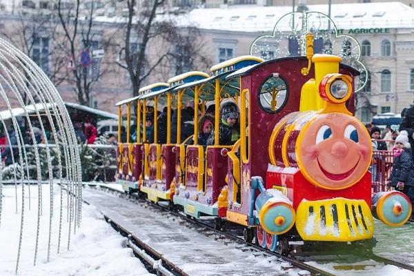 Щелкунчик и опошнянская керамика: на киевских площадях пройдут новогодние праздники