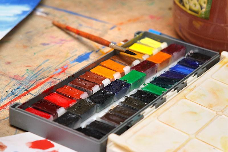 Акварельные краски и их разновидности
