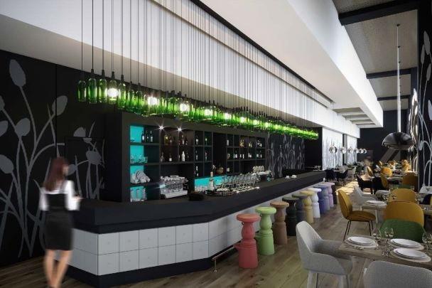 Украинский бизнес европейского уровня: отель Mercure Congress Centre в Киеве