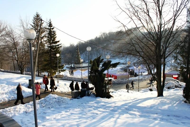 На Певчем поле пройдет праздничный новогодний фестиваль