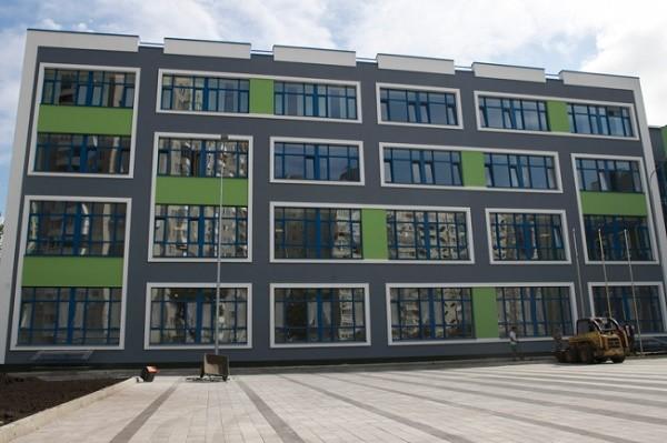 В Днепровском районе откроют новую школу