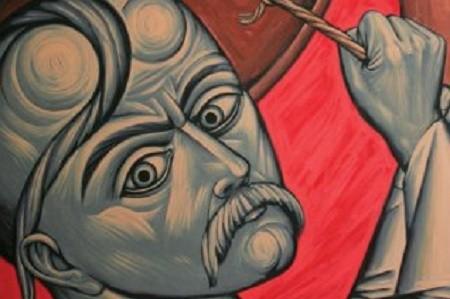 В столичном Доме художника открылась масштабная выставка ко Дню Независимости