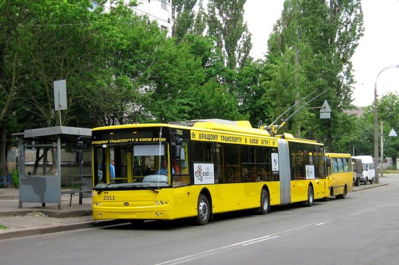 С 26 июля троллейбусы № 39 меняют маршрут движения