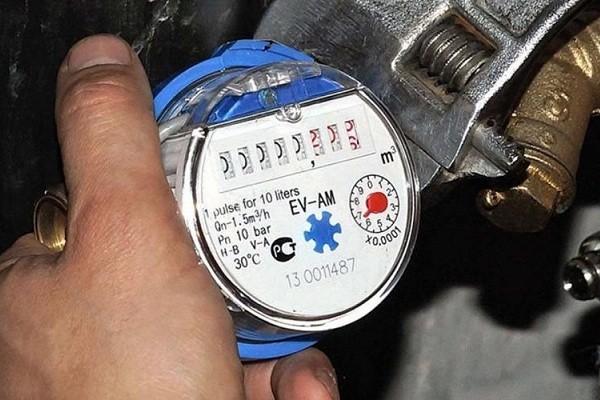 Киевляне могут онлайн заказать проверку счетчиков воды и тепла