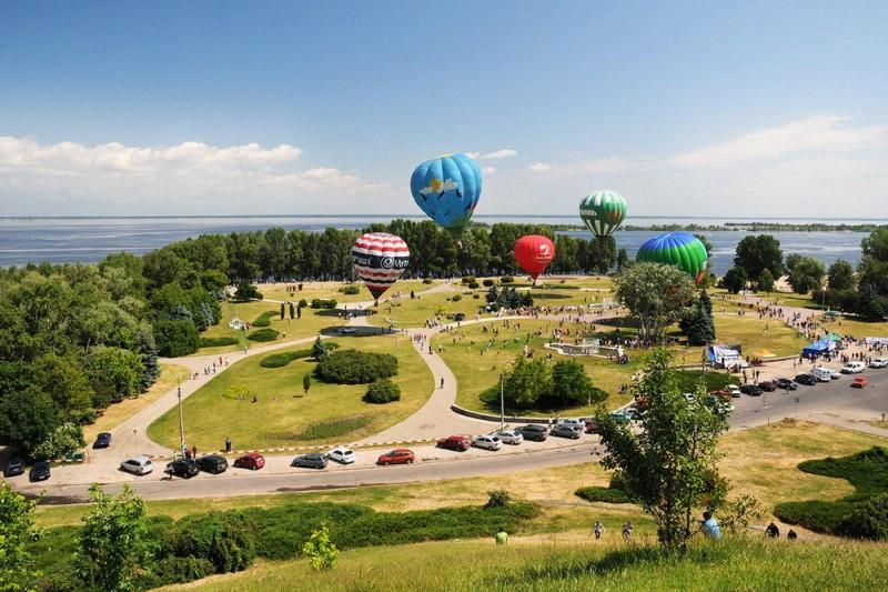 Где отдохнуть в Черкассах: лучшие варианты для туристов