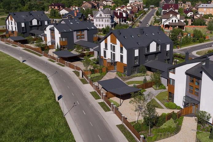 Трехэтажные квартиры в QDRO – terraced house от девелопера с отменной репутацией