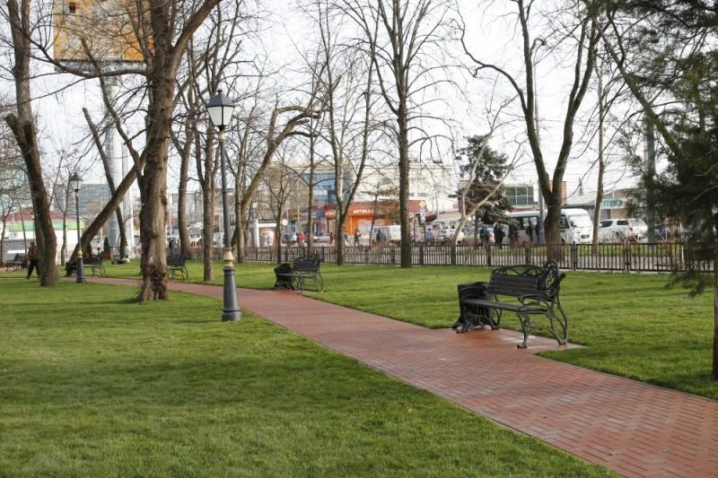 В столице появятся 5 новых зеленых зон