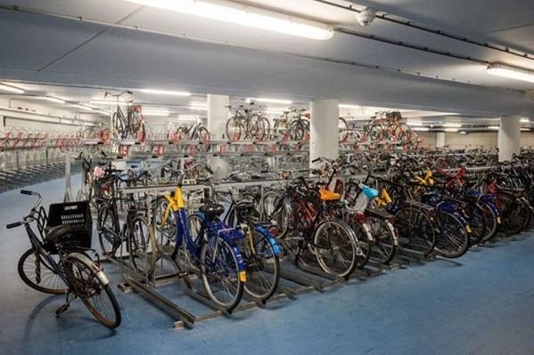 В подземном переходе на Крещатике может появиться велопаркинг