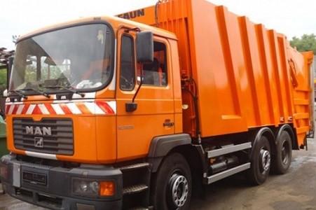 В Киеве будут контролировать вывоз мусора с помощью GPS-трекеров