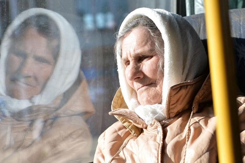В Киеве прошла акция помощи пожилым людям