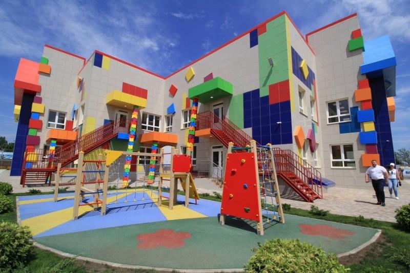 На Троещине откроют детский сад с бассейном