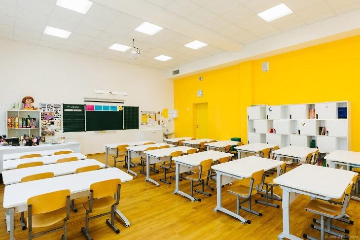 Мебель на заказ для школ и университетов от Cleef mebel