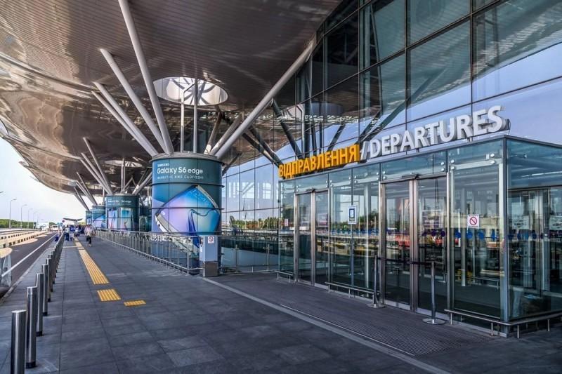 В «Борисполе» открыли долгожданный терминал F