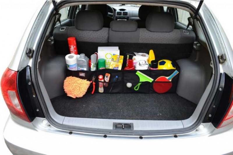 Нужен ли органайзер в багажнике автомобиля?