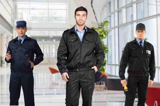 Униформа для охраны: преимущества спецодежды