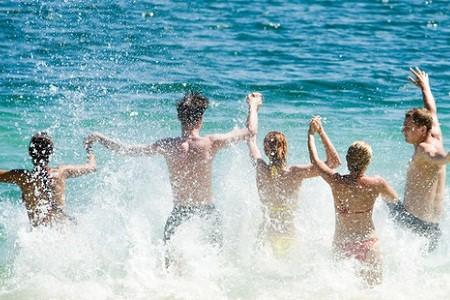 В Киеве объявили старт купального сезона