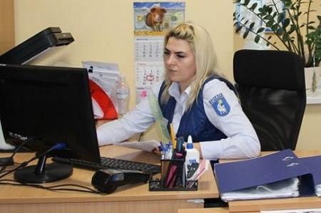 В столичном ЦПАУ открыли фронт-офис исполнительной службы