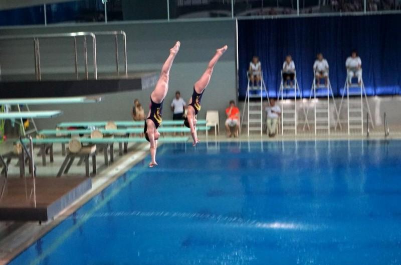 В 2018 году Киев примет Чемпионат мира по прыжкам в воду среди юниоров
