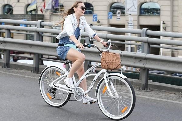 В столице запускают серию летних городских вело-экскурсий