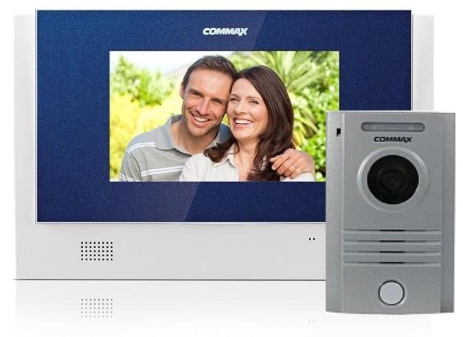 Видеодомофоны Commax - надежность и качество