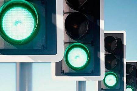 На Троещине появится еще одна «зеленая волна» светофоров