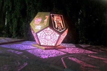 На Певческом поле появятся арт-объекты, посвященные истории Киева