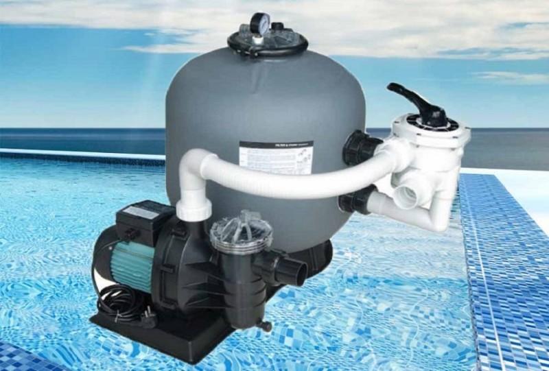 Покупаем фильтр для бассейна: особенности выбора