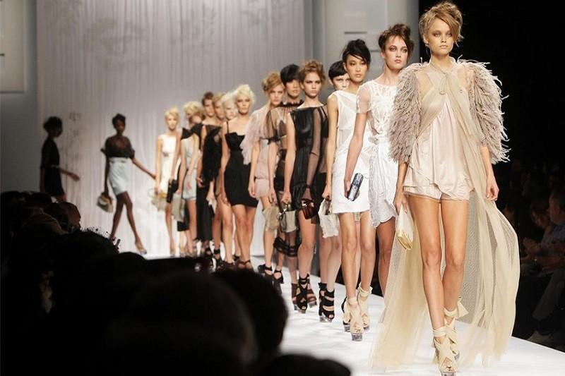 В начале сентября в Киеве пройдёт неделя моды