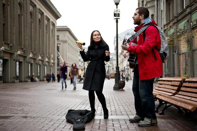 В столице пройдет День уличной музыки
