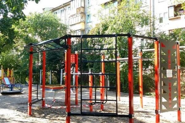 На Соломенке появятся 45 современных спортивных площадок