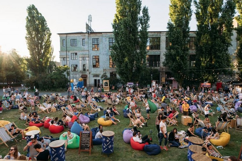 В Киеве пройдет весенний «Кураж Базар»