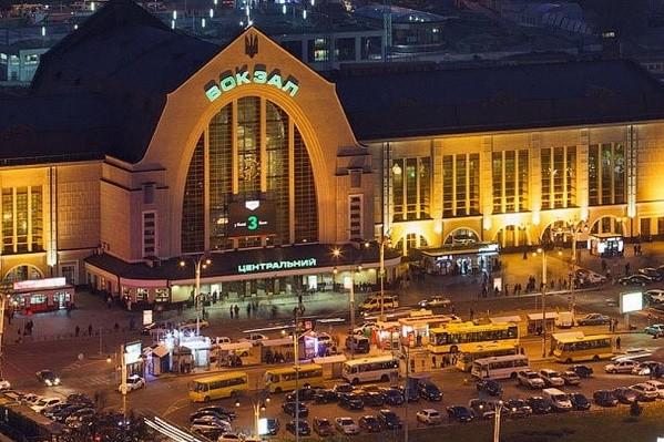 На Киевском вокзале пройдет мультимедийная выставка Ukraine WOW