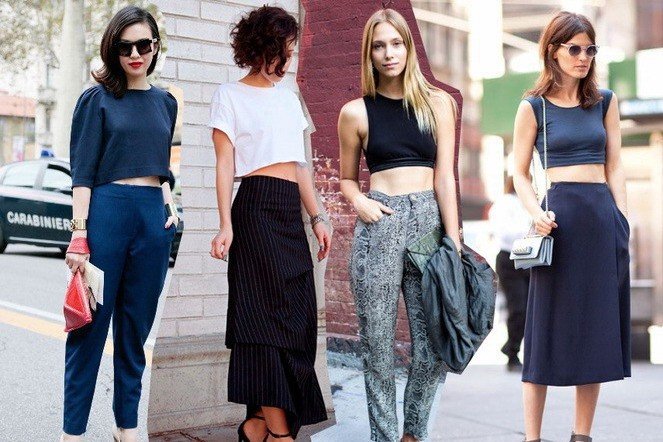 Модные советы для невысоких девушек