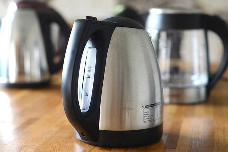 Как починить чайник в домашних условиях?