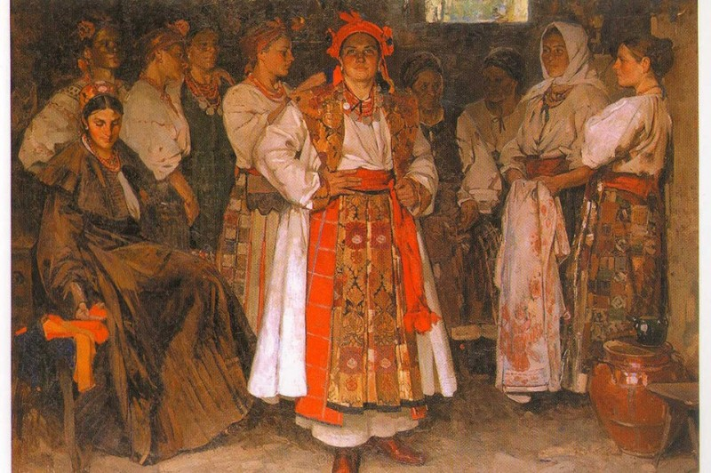 В художественном музее откроют выставку работ Федора Кричевского